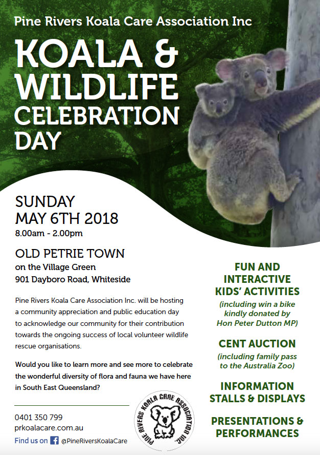 Koala and Wildlife Celebration Day